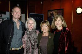 Patrick Duval, Maureen, Gillian Lynne, Margy