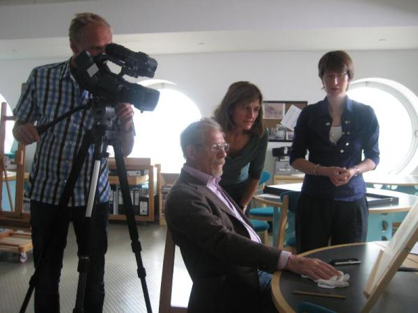 Production still Ian McKellen - Looking for Lowry