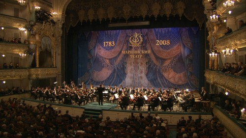 Festival screening for Mariinsky Theatre