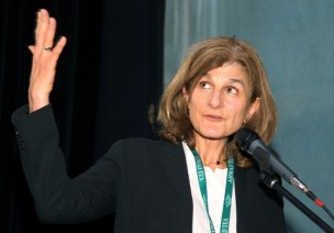 Margy Kinmonth at 35th Moscow International Film Festival