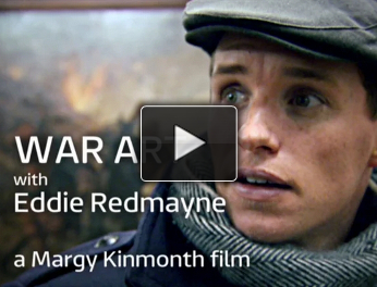WAR ART with Eddie Redmayne Trailer