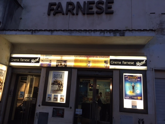 Cinema Farnese Rome