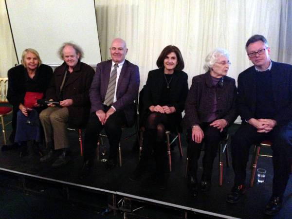 Panel session Fact or Fiction at Bletchley