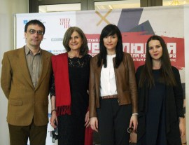 Revolution Moscow Premiere at Tretyakov 6