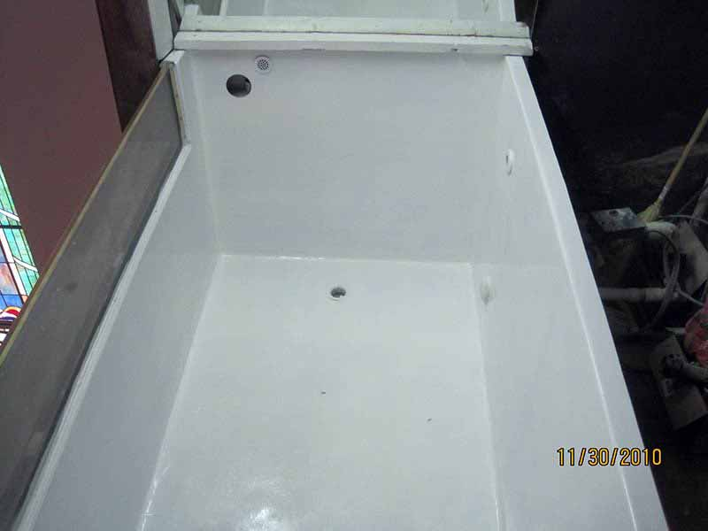 Fiberglass Bathtub Amp Shower Repair Experts In St Charles IL