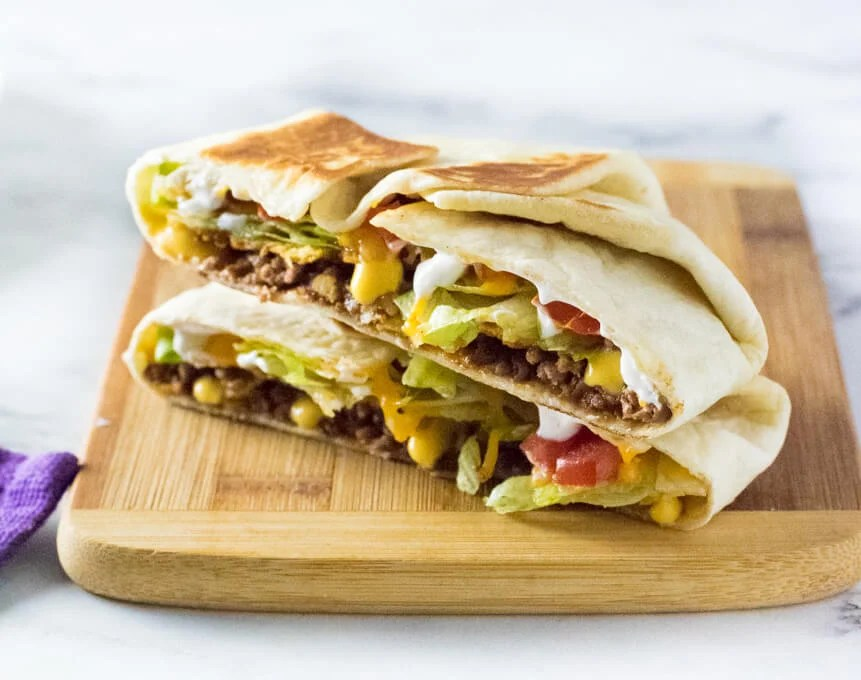 Crunchwrap Supreme Copycat  Fox Valley Foodie