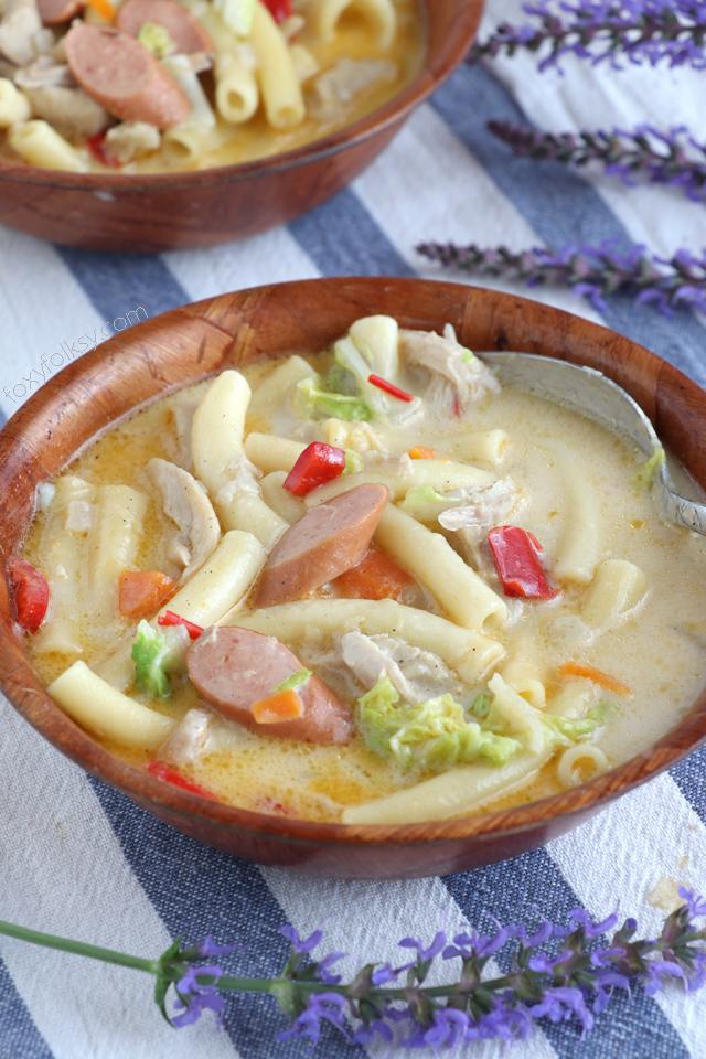 Chicken Recipe Soup Filipino