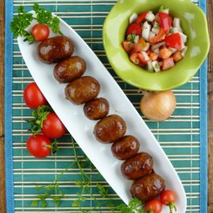 Longanisa Recipe (Filipino sweet sausage)
