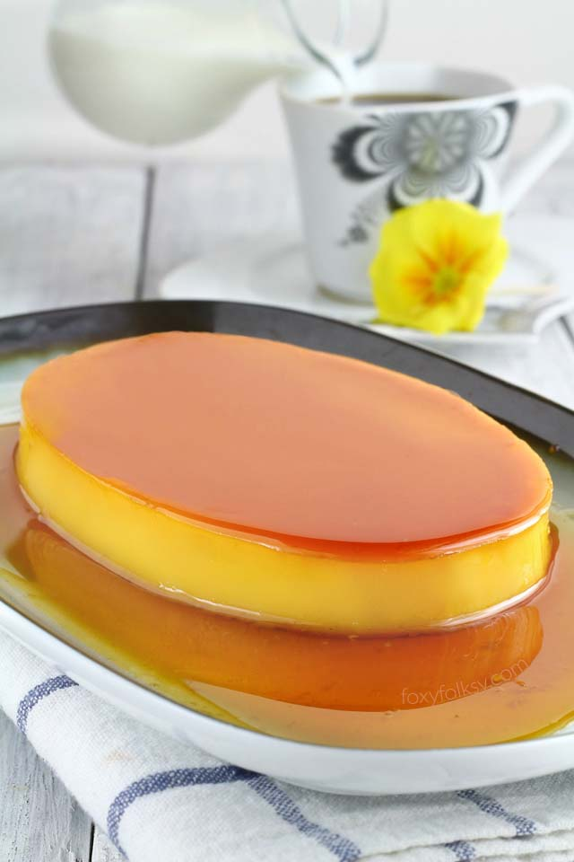 Image result for leche flan