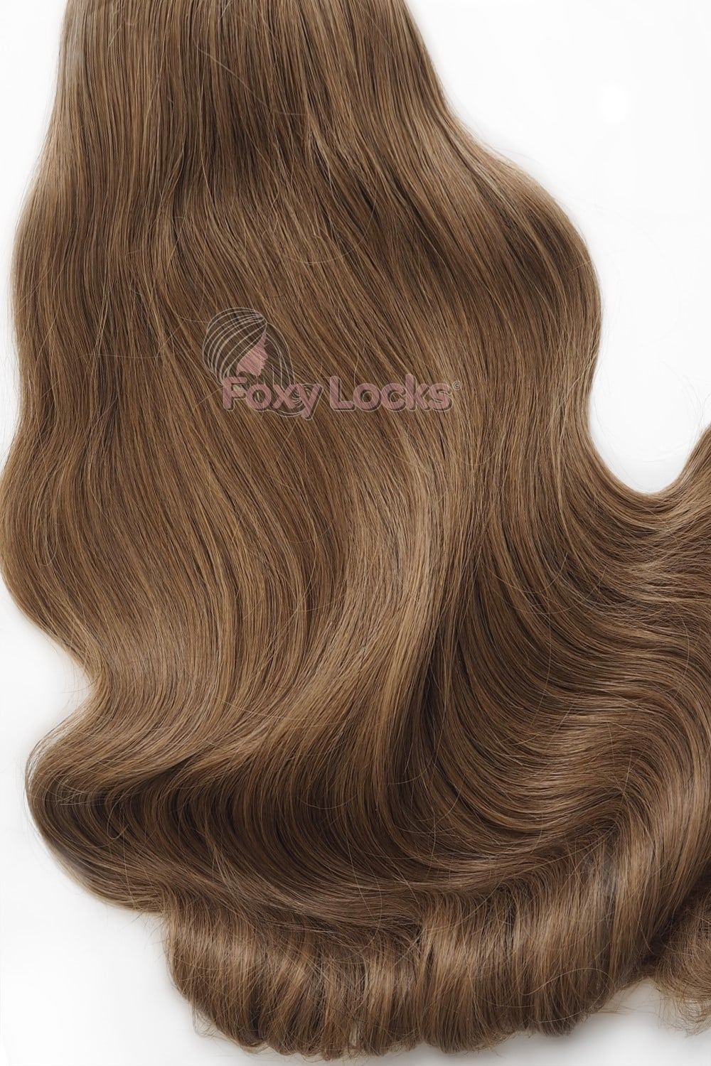 Sunkissed Brown Superior 20 Clip In Human Hair