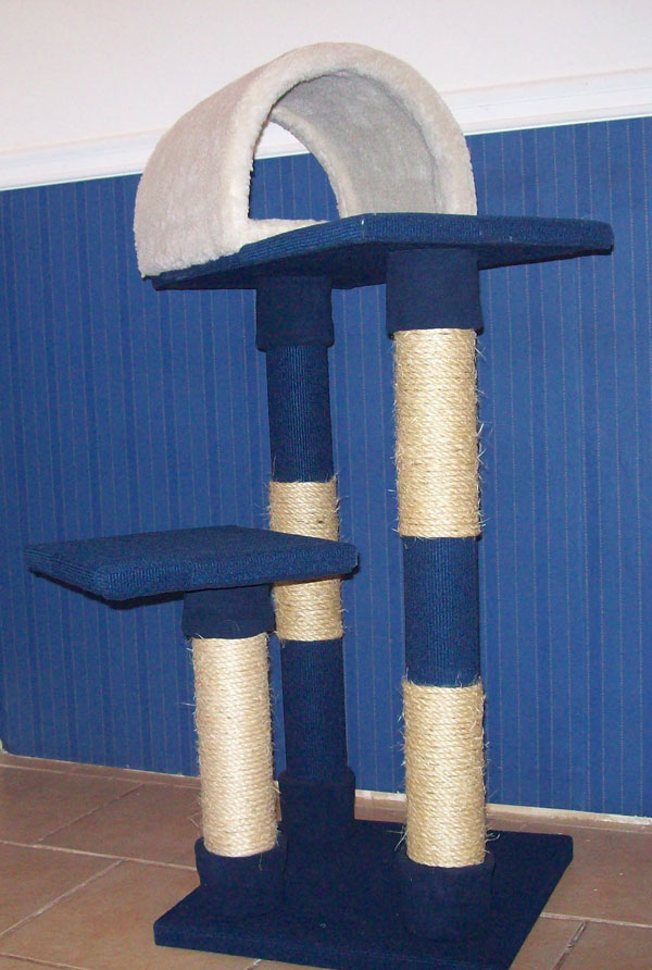 Muebles y rascadores para gatos  Mascotas Foyel