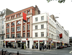 Foyles at Charing Cross