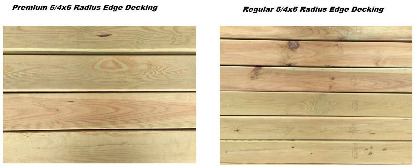 2×6 Treated Lumber