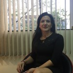 Gloria Petters, dirigente del Club Sajonia y psicóloga deportiva.