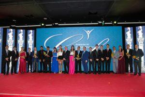En la Gala de Paraguay, Pirelli y Ayala distinguidos en mayores 3