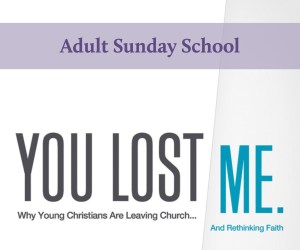 You Lost Me Book Cover
