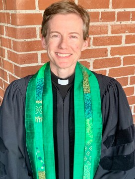 Photo of Rev. Dr. Johanna McCune Wagner