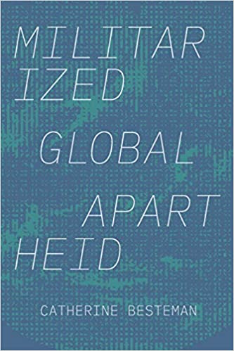 cover of the book Militarized Global Apartheid