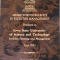 Award for competitive excellence iowa state reanimators