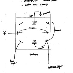 Lighted Rocker Switch Wiring Diagram Truck Radio Carling Switches