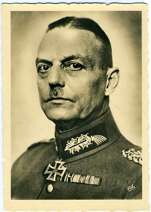 Real History and Field Marshal Rundstedt