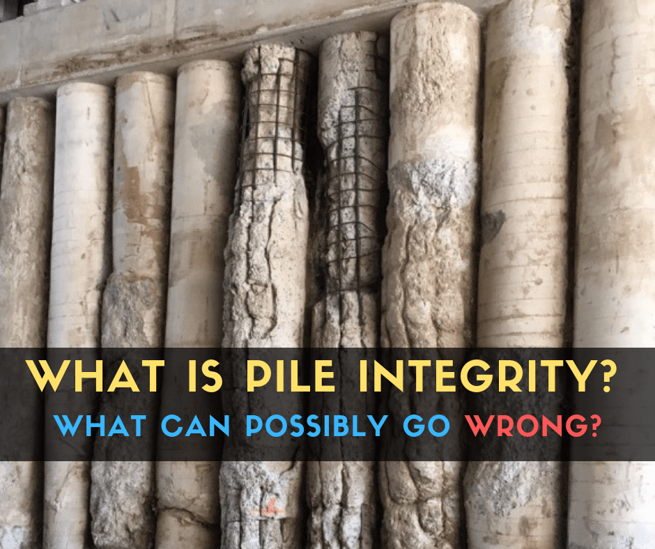 what is pile integrity