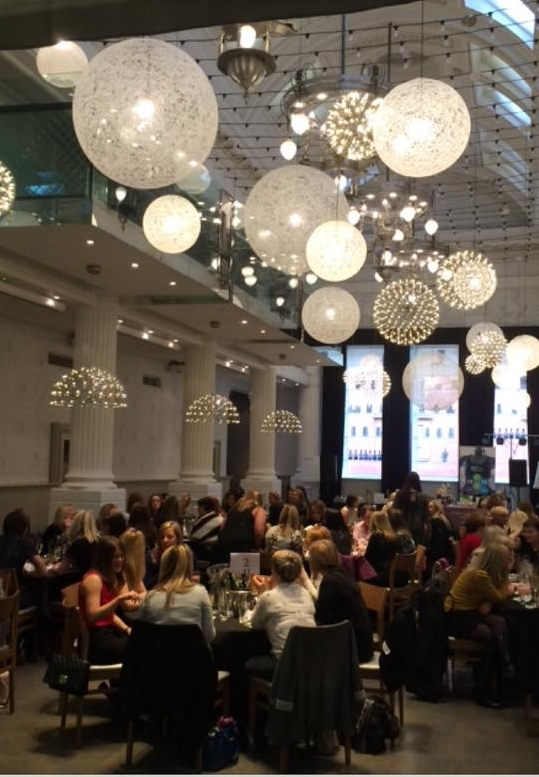 Successful Ladies of Insurance Lunch Glasgow