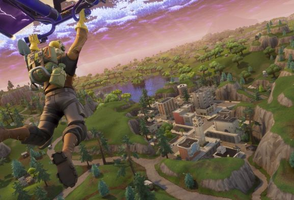 Epic Games se focalise sur sa carte