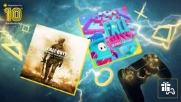 Les jeux du mois d'août 2020 débarquent sur le PS Plus !