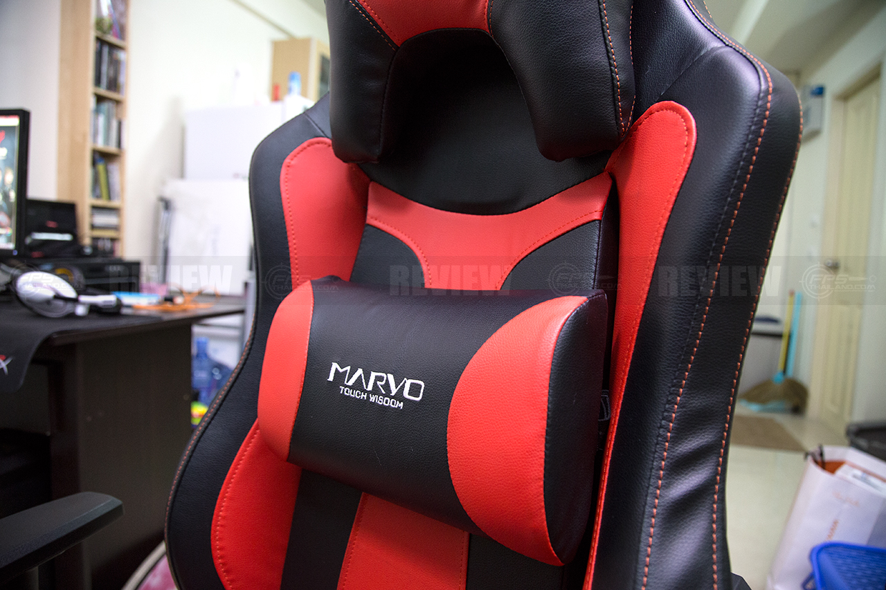 gaming chair reviews 2016 vintage leather review marvo ch 101 fpsthailand