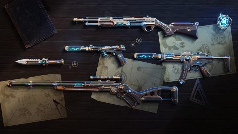 Valorant Magepunk skin paketi Riot Games tarafından duyuruldu