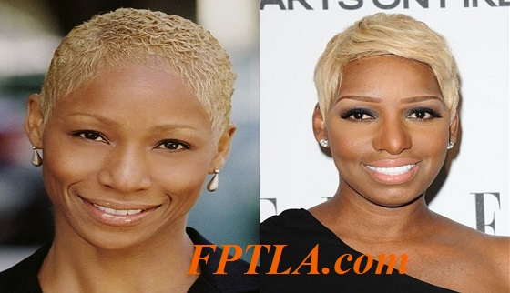 Tall Black Women Who Dye Hair Brown Charmin Lee And Nene