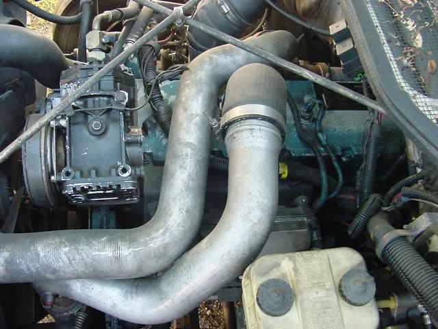 1997 International 4700 Dt466e Fuel Pump