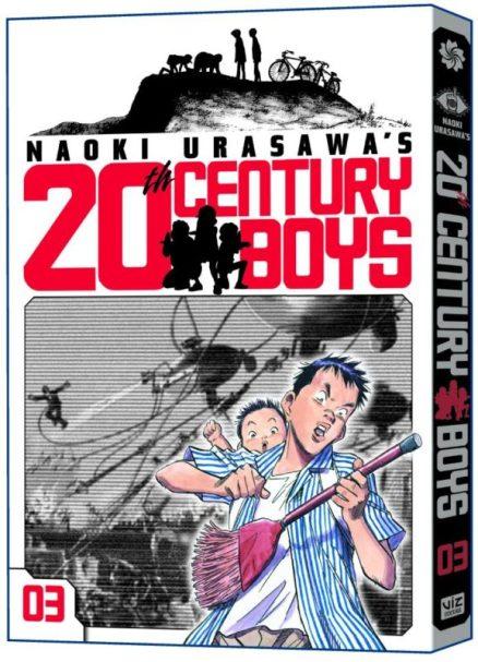 20th Century Boys Vol. 3
