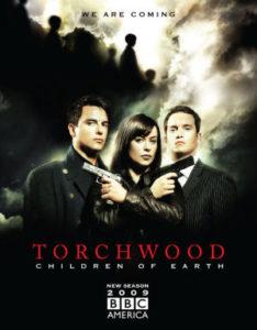 Torchwood: Children of Earth poster
