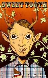 Sweet Tooth cover by Jeff Lemire