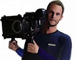 Cameraman_flush