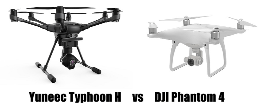 fpvcrazy Phantom-4-vs-Yuneec-Typhoon-H-300x116 Which is the best travel photography drone? DJI Phantom 4 vs Yuneec Typhoon H All Topics GUIDE TO BUY DRONE