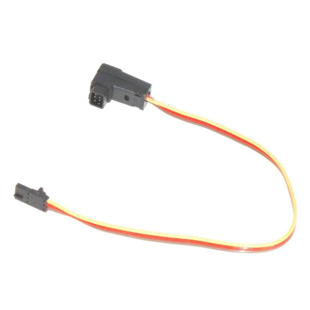medium resolution of picture of futaba square trainer port connector