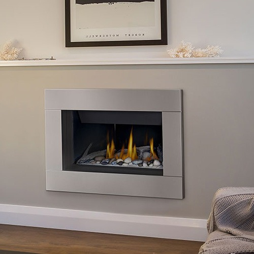 NapoleonAscent Linear 36 BL36  Fire Place
