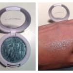 MAC Ombretto mineralize colore Shimmermint