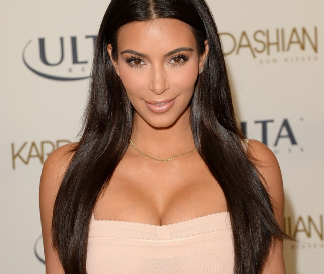 Kim Kardashian Ulta Party