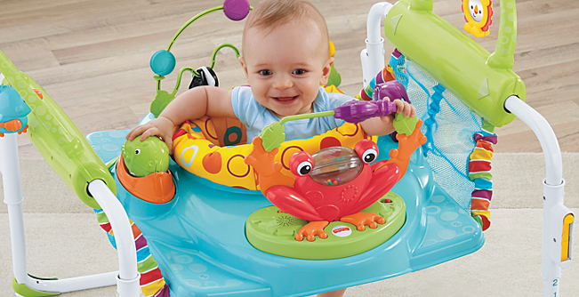 4f47529ad Fisher-Price First Steps Jumperoo - FQ Magazine