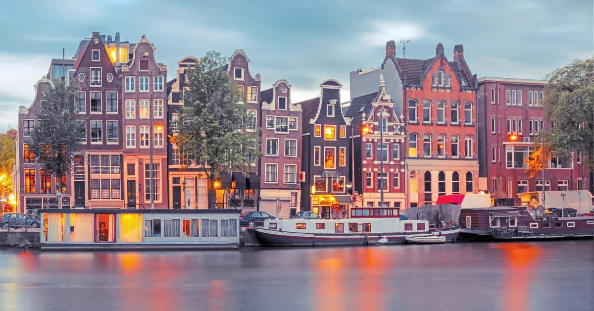 Htels  Amsterdam  partir de 41  Htels pas chers  lastminutecom