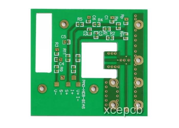 China Fr 4 Printed Circuit Board China Pcb Pwb