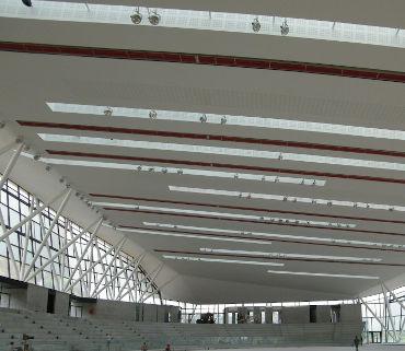 Sabadell Athletics Stadium - Barcelona - Spain