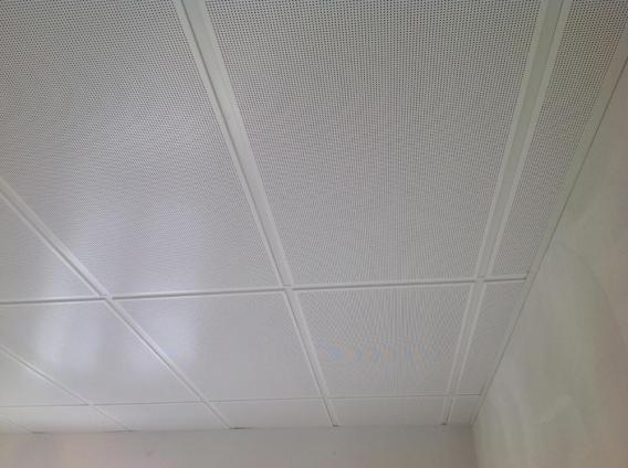 riscaldamento a soffitto Fraccaro per casa di riposo Abano Terme