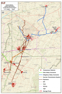 Equitrans Project Involves Compressor Station and MVP Pipeline