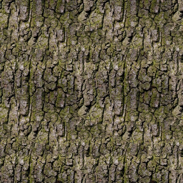 mossy bark camouflage pattern