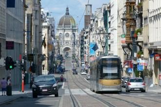 """""""A Bruxelles, il y encore cette dynamique et ambiance euphorique des chercheurs d'or"""" Stéphanie Sellier, fondatrice de French-Connect"""